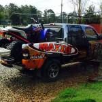 Camioneta Maxxis