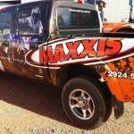 Camioneta Maxxis (2)